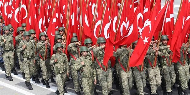 2018'in En Güçlü Orduları Arasında Türkiye 9. Sırada Yer Aldı