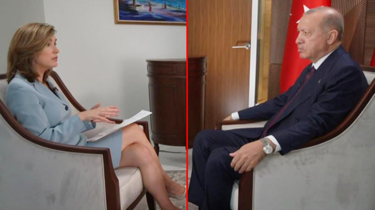 ABD'li televizyon kanalı Cumhurbaşkanı Erdoğan'ın açıklamalarından rahatsız oldu: Bize rağmen meydan okuyor