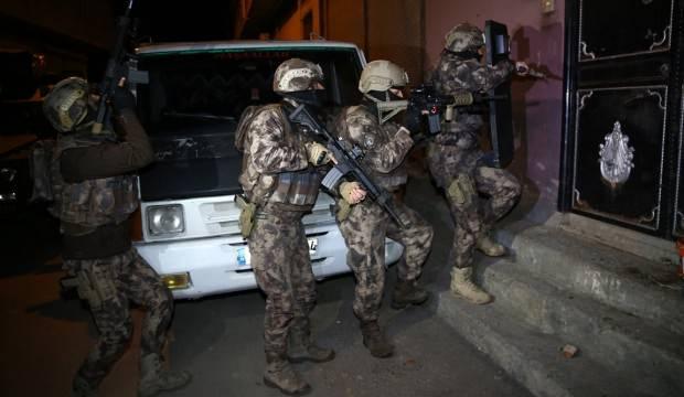 Adana'da PKK operasyonu: 8 gözaltı
