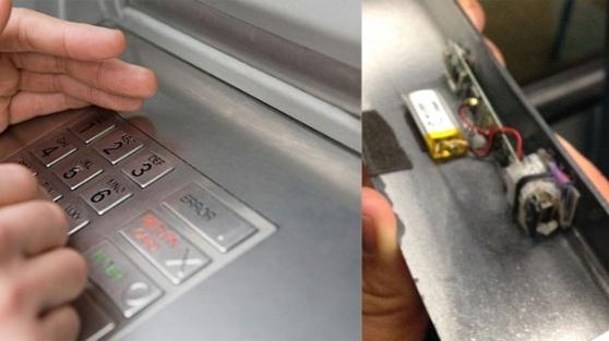 Adana'da ATM Dolandırıcısı 3 Kişi Yakalandı