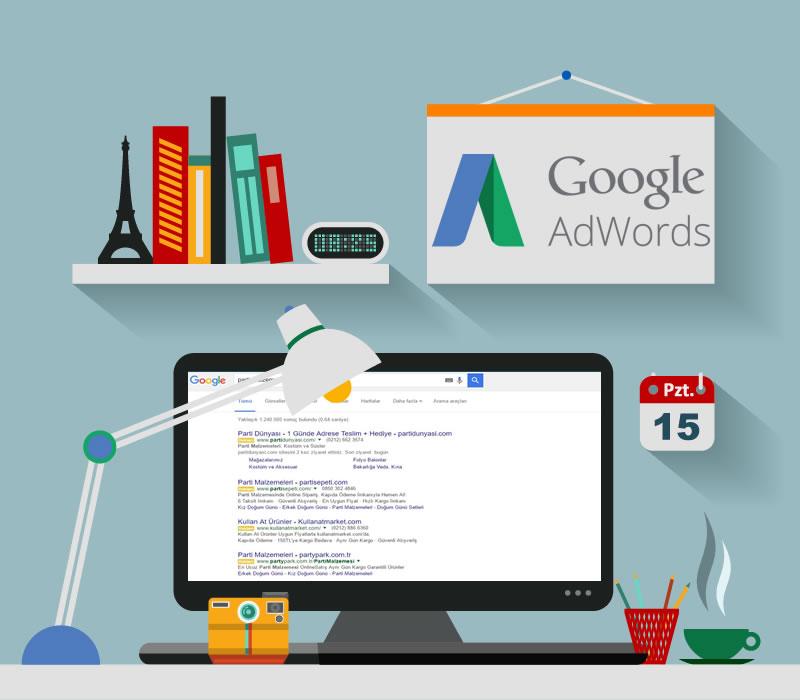 Adwords Reklamları İle Yeni Kazanç Kapıları Açın