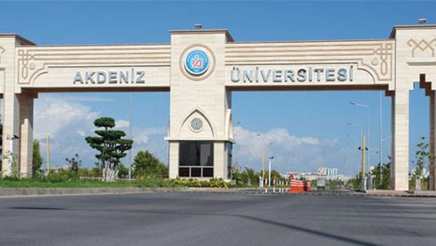 Akdeniz Üniversitesi Yeni Fakülteler açıldı ! Bazı Fakülteler Kapatıldı