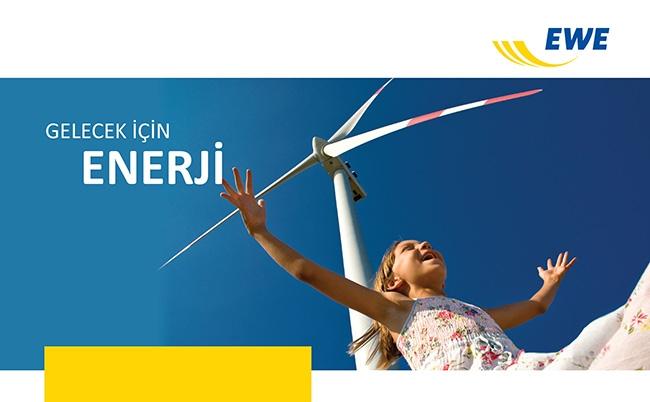Alman Enerji Şirketi EWE'den, Türkiye'ye 120 Milyon Euro Yatırım