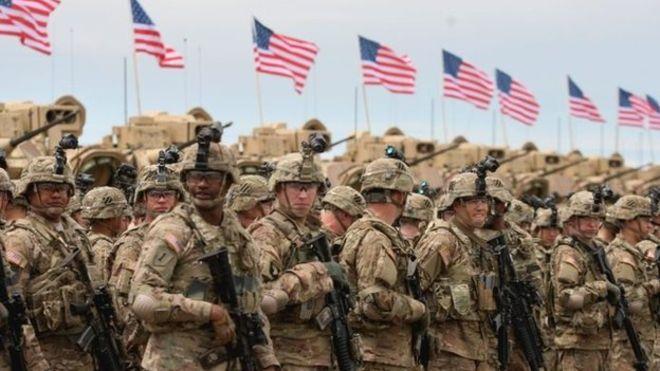 Amerika Suriye'ye Kara Birlikleri Gönderebileceğini Açıkladı