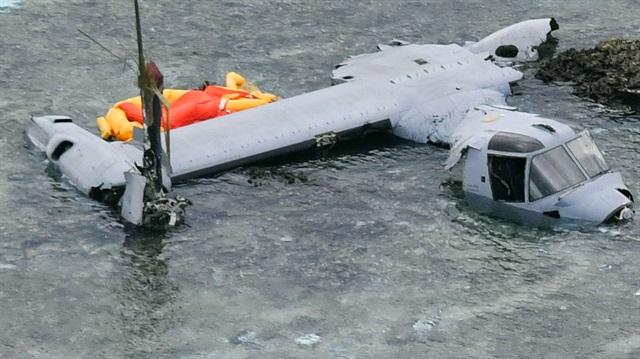 Amerikan Ordusuna ait uçak Japonya'da Düştü