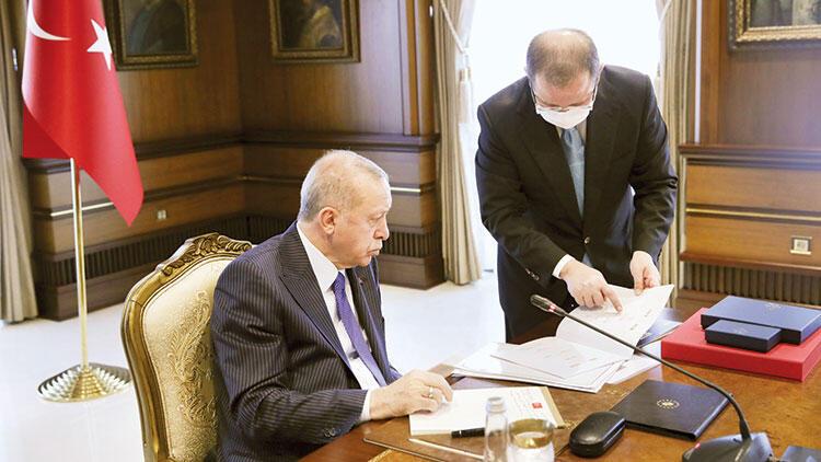 Anadolu Ajansı Yönetim Kurulu Beştepe'de