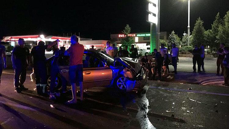 Antalya'da korkunç cip kazası! 8 kişi yaralandı