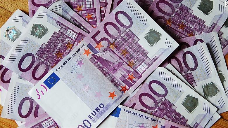 Avrupa Vatandaşlarından Türkiye'ye 1000 EURO Kampayası