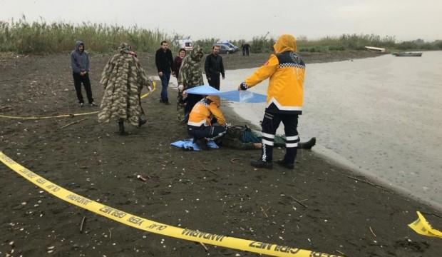 Balık tutarken yıldırım isabet eden şahıs hayatını kaybetti