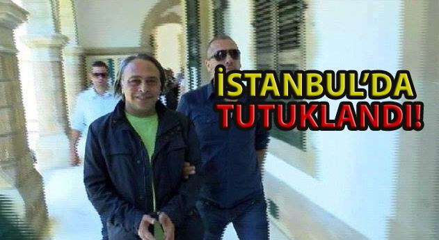 Barbaros Şansal İstanbul Atatürk Havaalanında Gözaltına Alındı