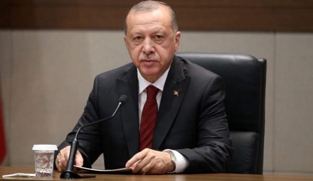 Başkan Erdoğan'dan 17. yıl mesajı
