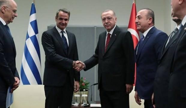Başkan Erdoğan, Yunanistan Başbakanı ile görüşecek!