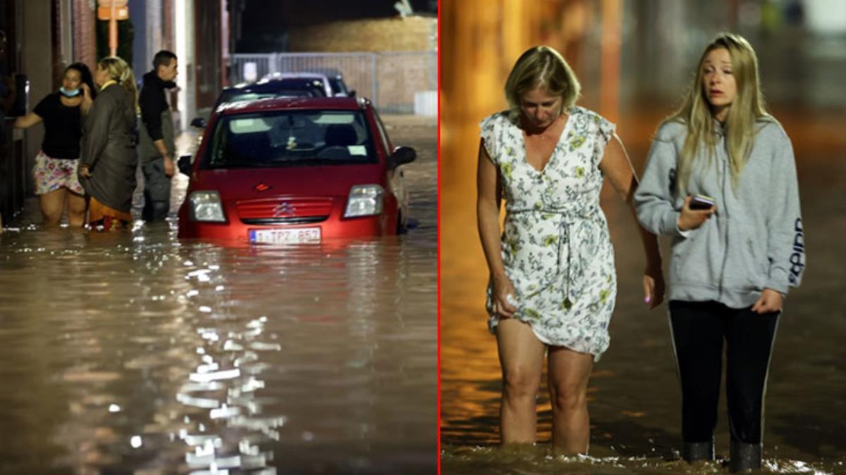 Belçika bir kez daha sular altında! 37 kişinin can verdiği sel felaketi, ülkeyi 10 gün sonra yeniden göle çevirdi