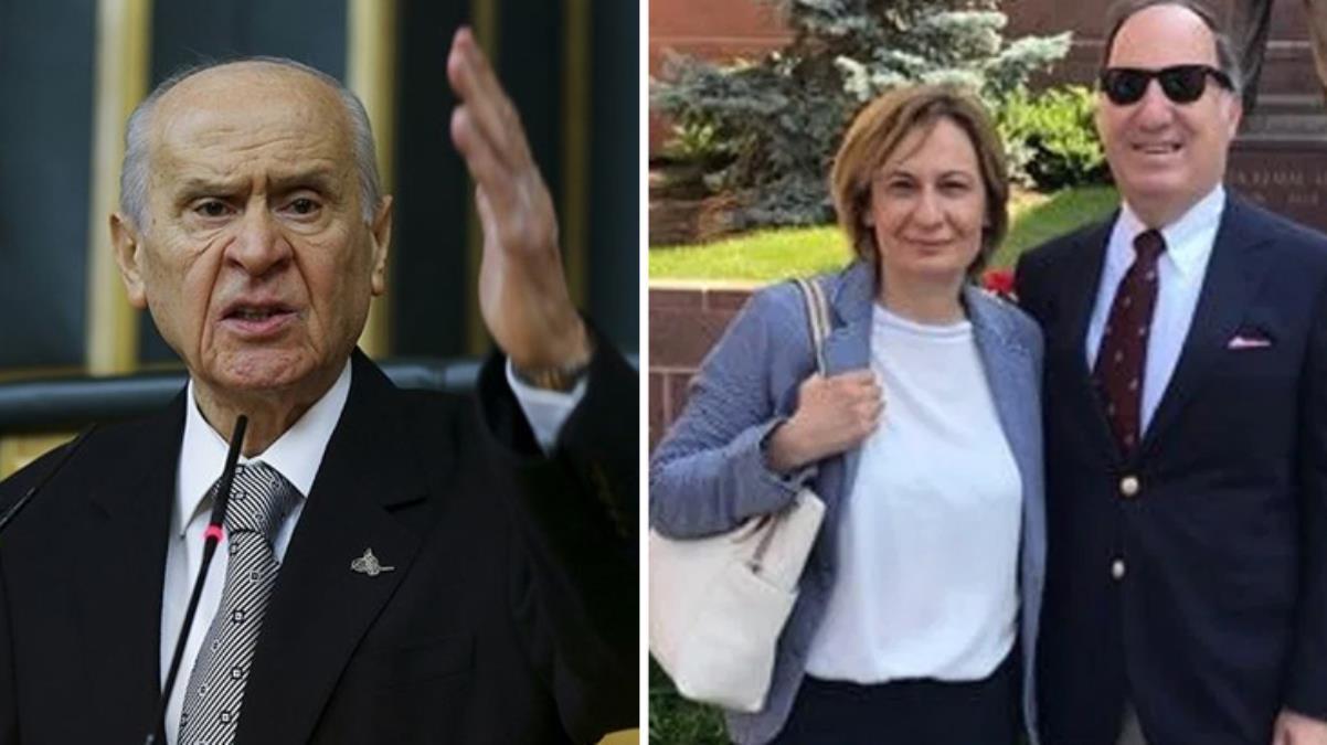 Bildiriye imza atan amiralin eşinden MHP lideri Bahçeli'nin eleştirisine yanıt