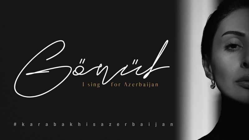 Diriliş Ertuğrul oyuncusu Gönül Nagiyeva'dan farklı müzik türlerinde seslendirdiği performansı ile Azerbaycan'a destek!