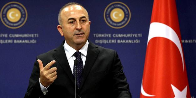 Dışişleri Bakanı Çavuşoğlu AB Temsilcelerine Sert Çıktı