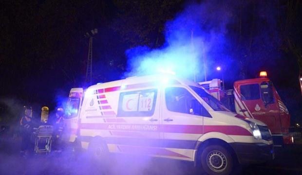 Diyarbakır'da kaza: 2 ölü, 5 yaralı