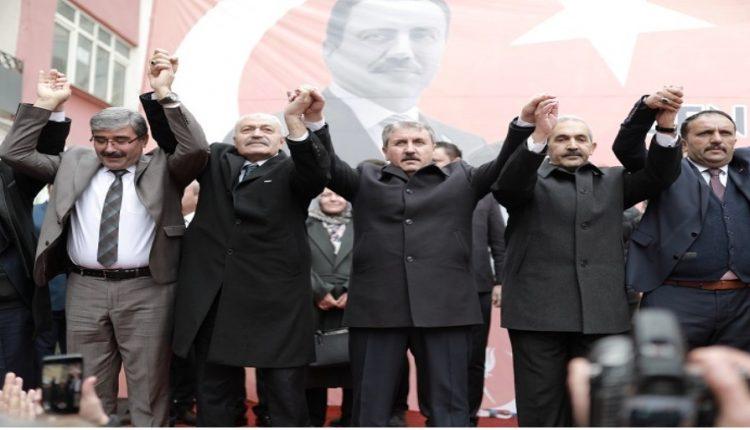 Efsane Başkan Doğan ÜRGÜP Sivas'ta Tekrardan Aday
