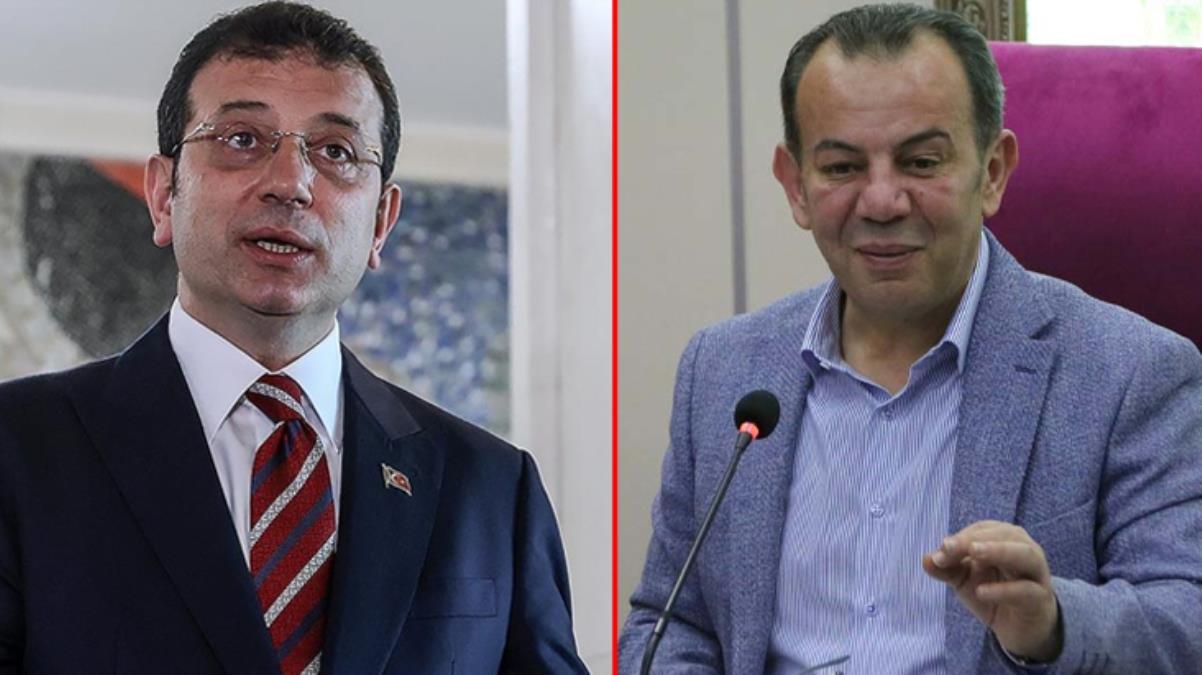 Ekrem İmamoğlu da Bolu Belediye Başkanı Tanju Özcan'a destek vermedi: O tür söylemleri kabul etmiyorum