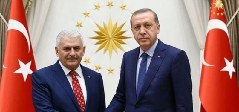 Erdoğan, Binali Yıldırım ile Görüşecek