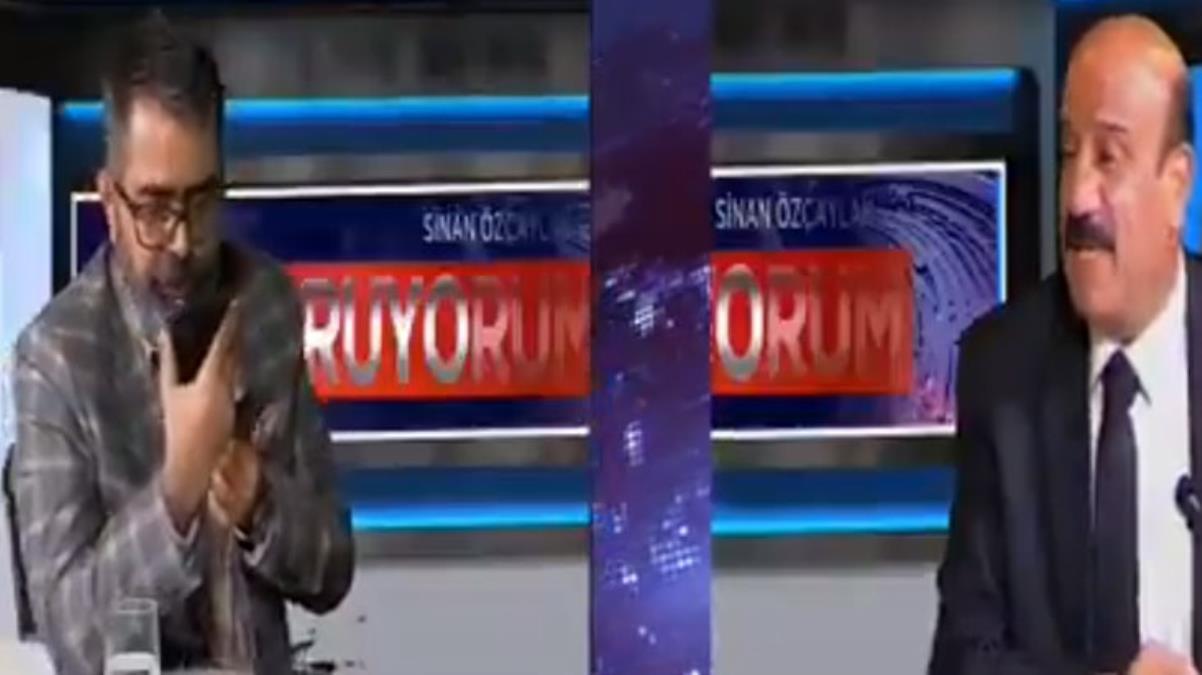 Erzurum Büyükşehir Belediye Başkanı Mehmet Sekmen, canlı yayında küfür etti