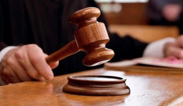 Eski Yargıtay üyesine 9 yıl hapis