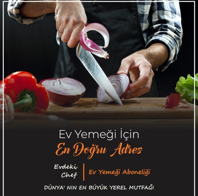 Ev Yemeği İçin En Doğru Adres Evdeki Chef