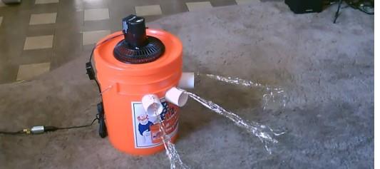 Evde Evaporatif Sulu Soğutucu Yapabilirsiniz!