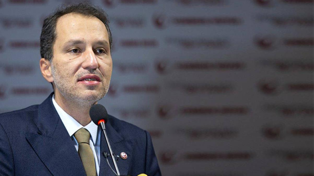 Fatih Erbakan'dan yeni korona hamlesi Zorunlu PCR testlerinin kaldırılması için Danıştay'a başvuru yaptılar