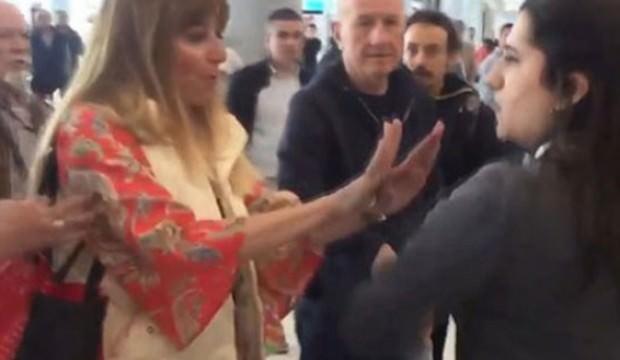 Havalimanında yaptıkları tepki çekmişti! Cezası belli oldu