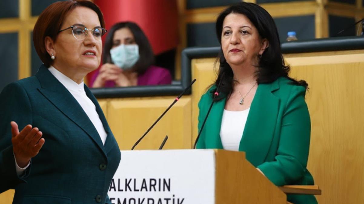 HDP, ittifak görüşmesi için İYİ Parti'den randevu talep edecek