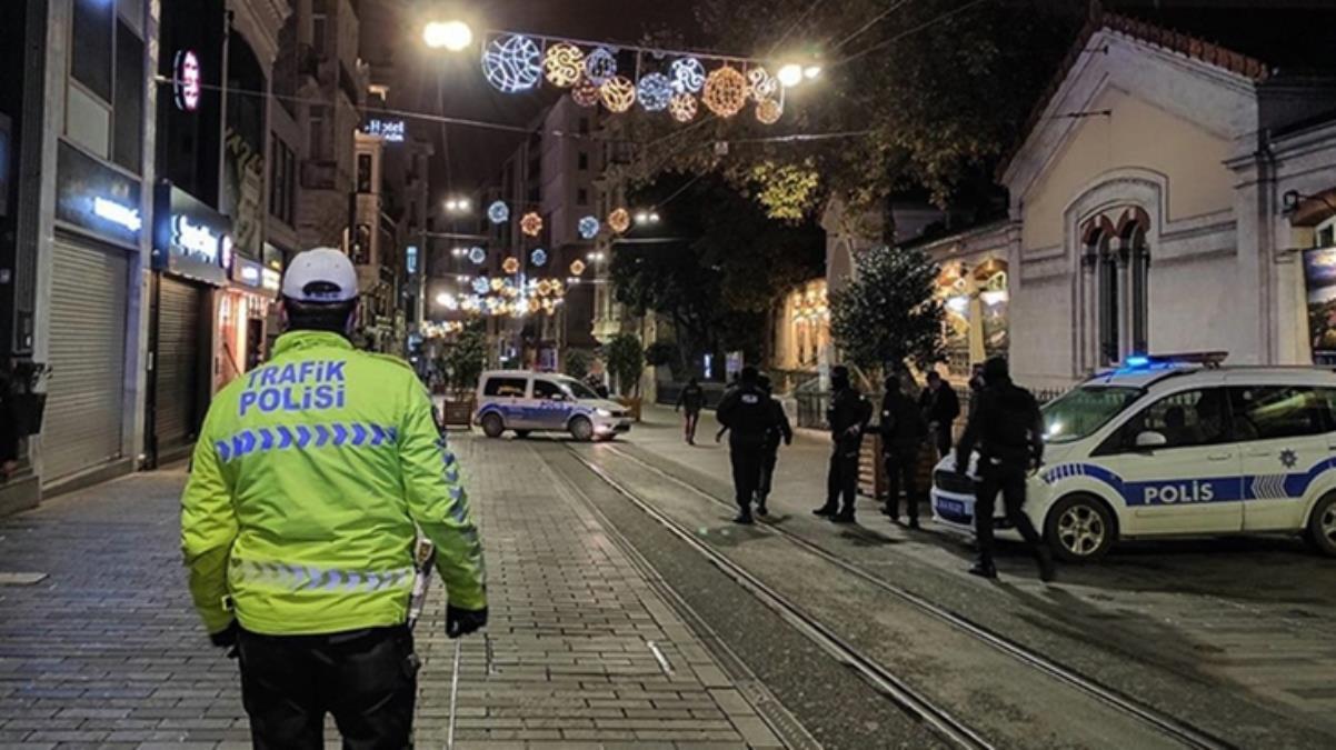 İçişleri Bakanlığı'ndan 'hafta sonu sokağa çıkma yasağı' hatırlatması