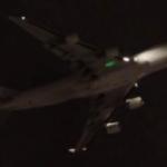İstanbul'da akılalmaz olay! Dev uçağa lazer tuttular