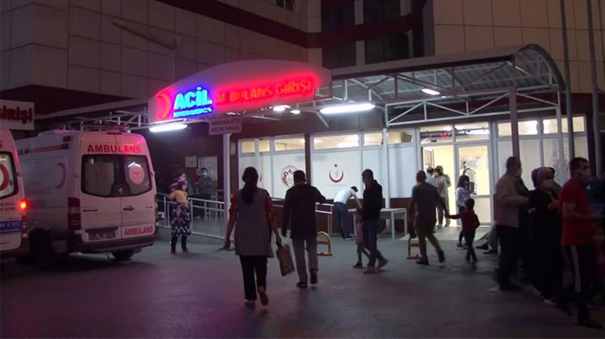 İstanbul'da şebeke suyu içip zehirlendiği iddia edilen 100 kişi hastanelere başvurdu