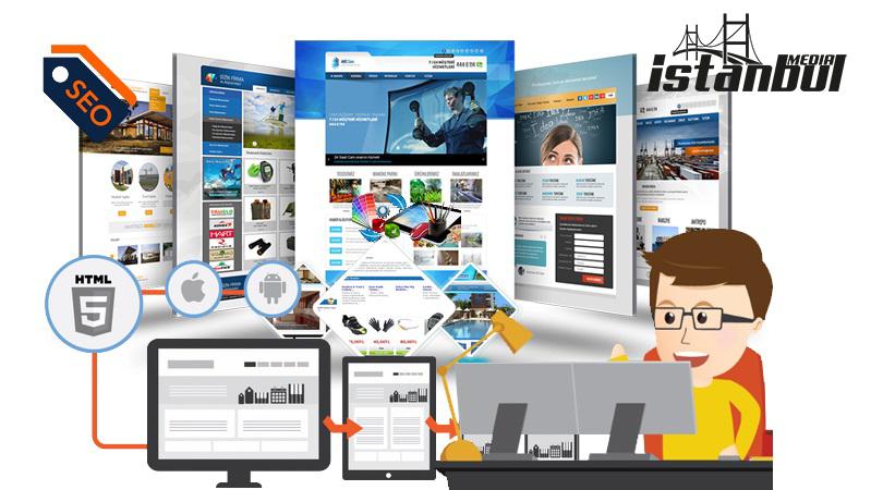 İstanbul Medya ve Web Tasarım Hizmetleri