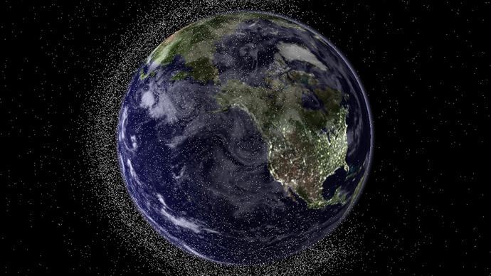 Japonya Uzayı Temizlemek İçin Çöpçü Yolladı