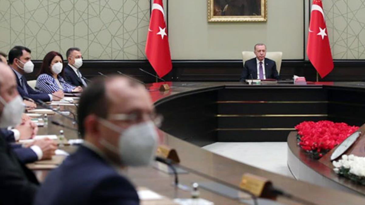 Kabine, Cumhurbaşkanı Erdoğan başkanlığında yarın toplanıyor! Masada 4 önemli başlık var