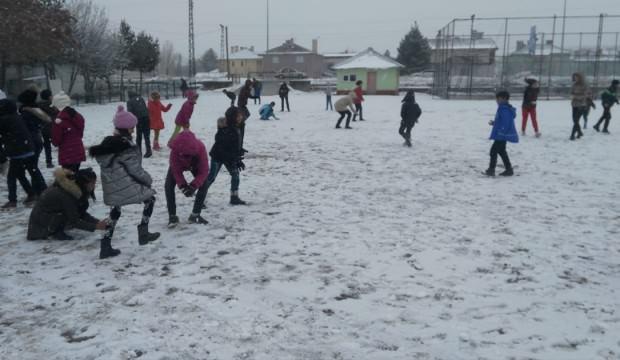 Kahramanmaraş ve Malatya'da kar bekleniyor! Okullar tatil mi?