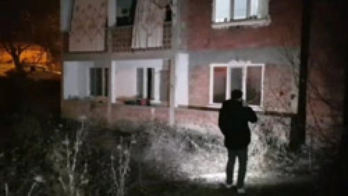 Karabük'te 8 kişilik aile, soba gazından zehirlendi
