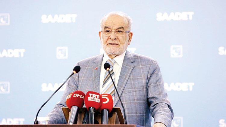 Karamollaoğlu: Bir yıldan önce seçim olmaz