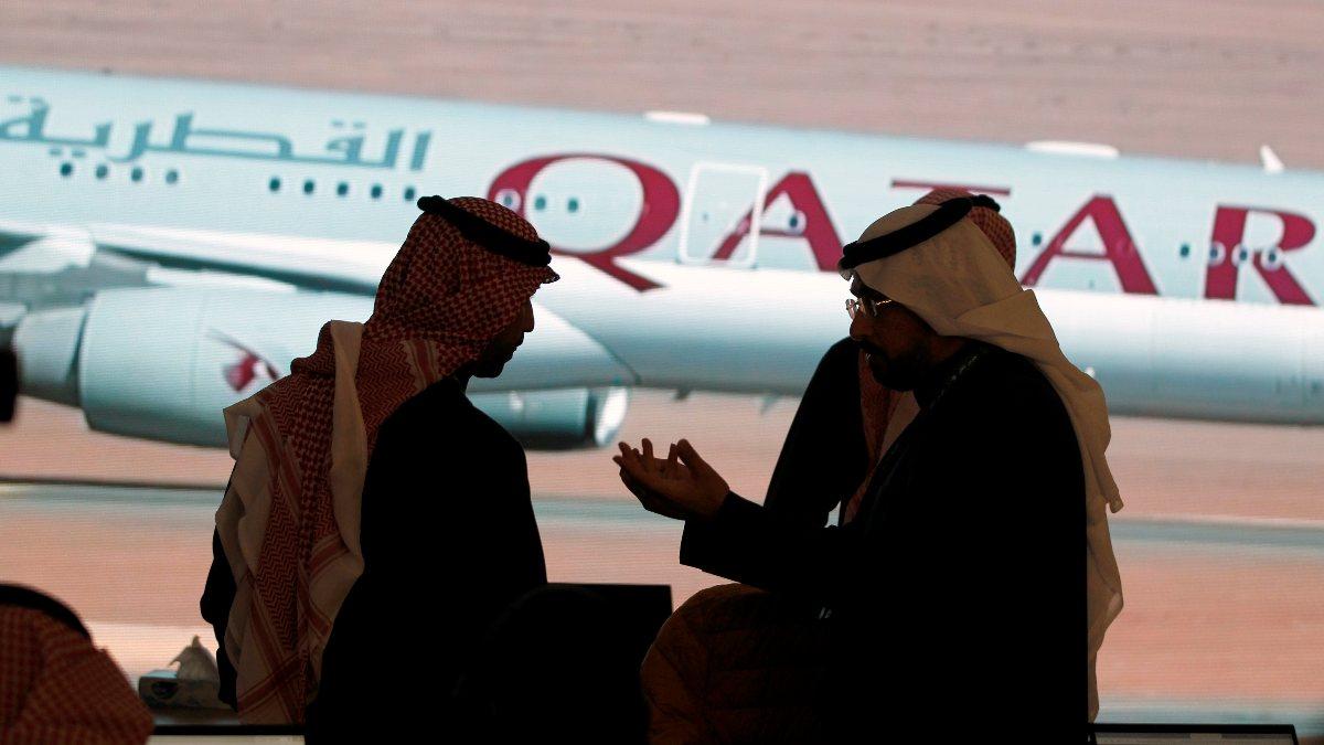 Katar'dan Suudi Arabistan'a uçuşlar başlıyor