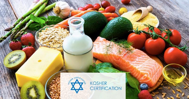 Kosher Sertifikası Veren Firmalar