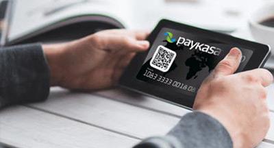 Kredi kartı ile paykasa al