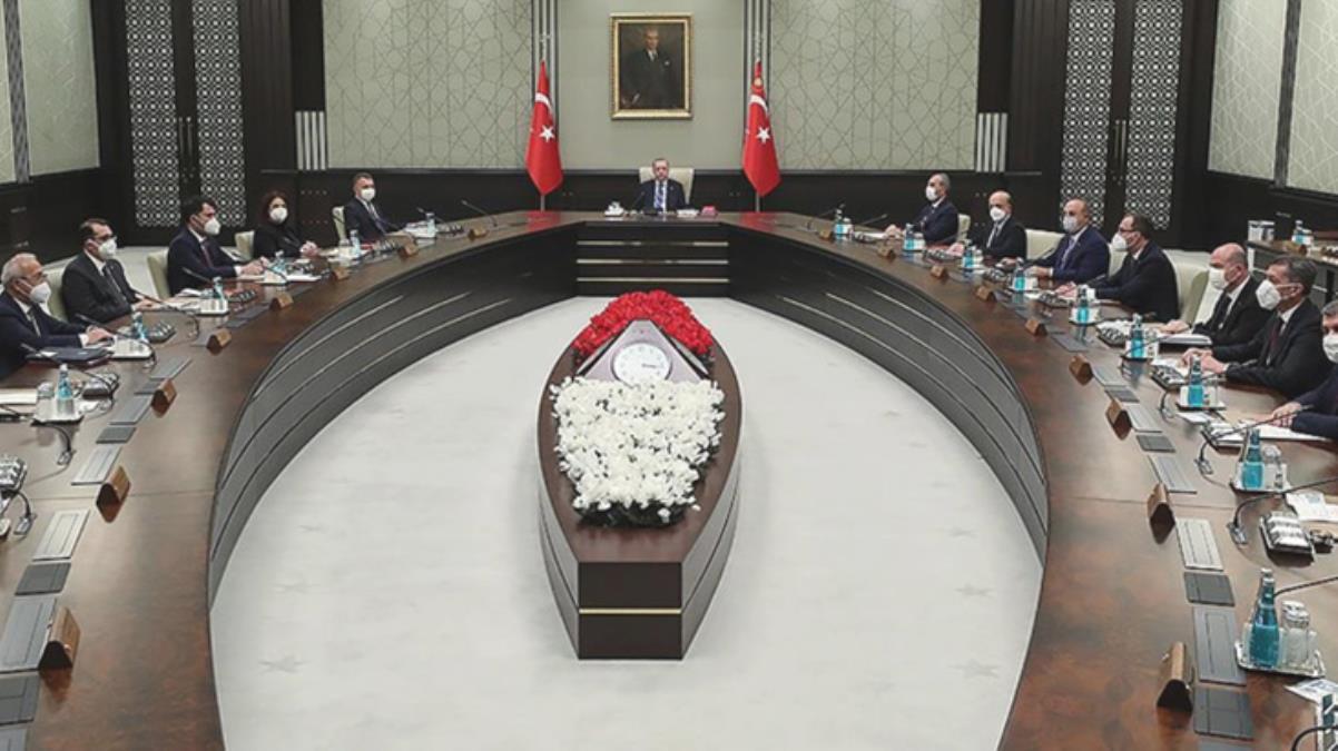 Maske ve pazar yasağı kaldırılacak mı? Kabine, Cumhurbaşkanı Erdoğan başkanlığında toplanıyor
