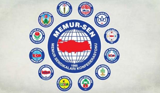 Memur Sen'den, 5 kıtaya 'Barış Pınarı Harekâtı' mektubu