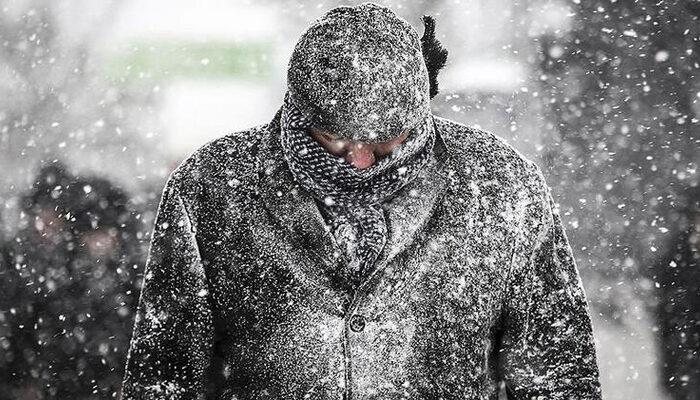 Meteoroloji'den Doğu Karadeniz ve Doğu Anadolu için kuvvetli buzlanma ve çığ uyarısı (21 Ocak hava durumu)