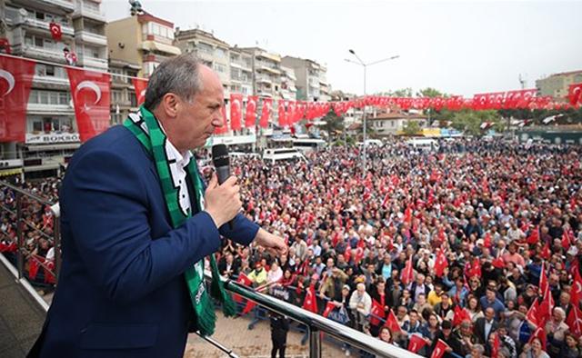 Muharrem İnce'den Diyarbakır'da halkı uyardı!