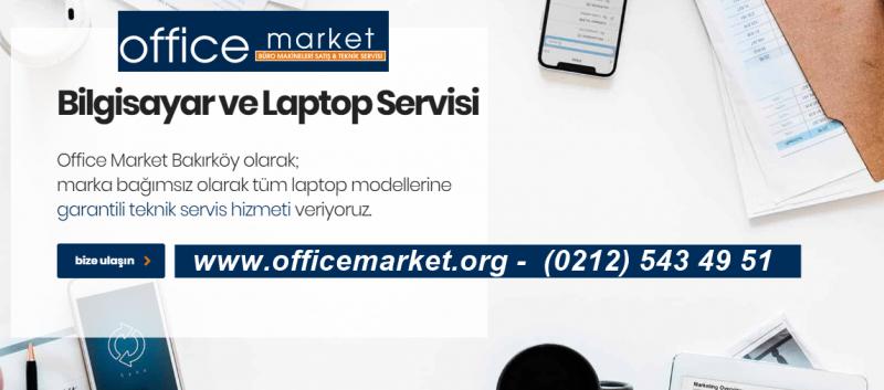 Office Market Garantili Servis Hizmeti