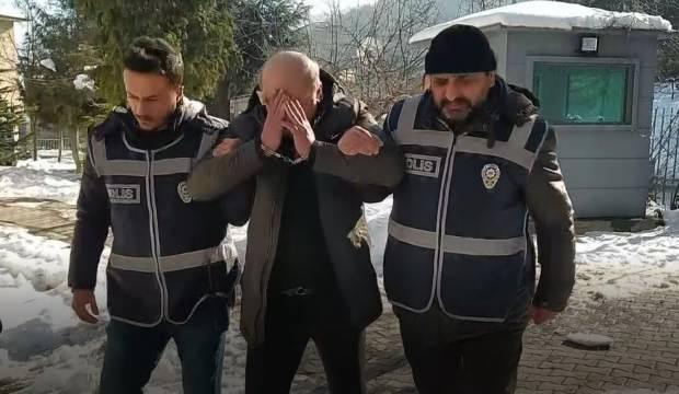 Peruklu hırsız, Hülya Avşar'ın evini de soymuş
