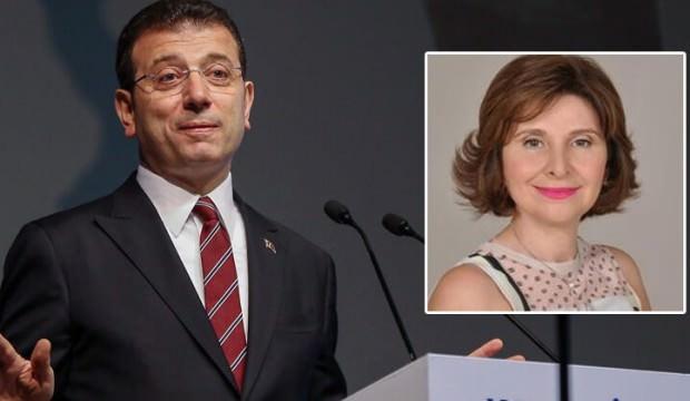 Prof. Özden Zeynep Oktav, İmamoğlu'na tepki gösterip unvanını sildi!